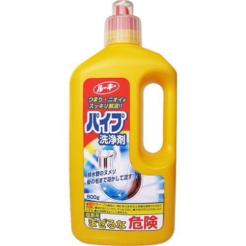 液体パイプクリーナー | 第一石鹸 ルーキーパイプ洗浄剤