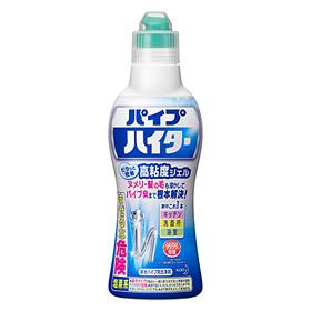 液体パイプクリーナー | パイプハイター 高粘度ジェル